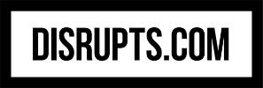 Disrupts.com Logo Grey