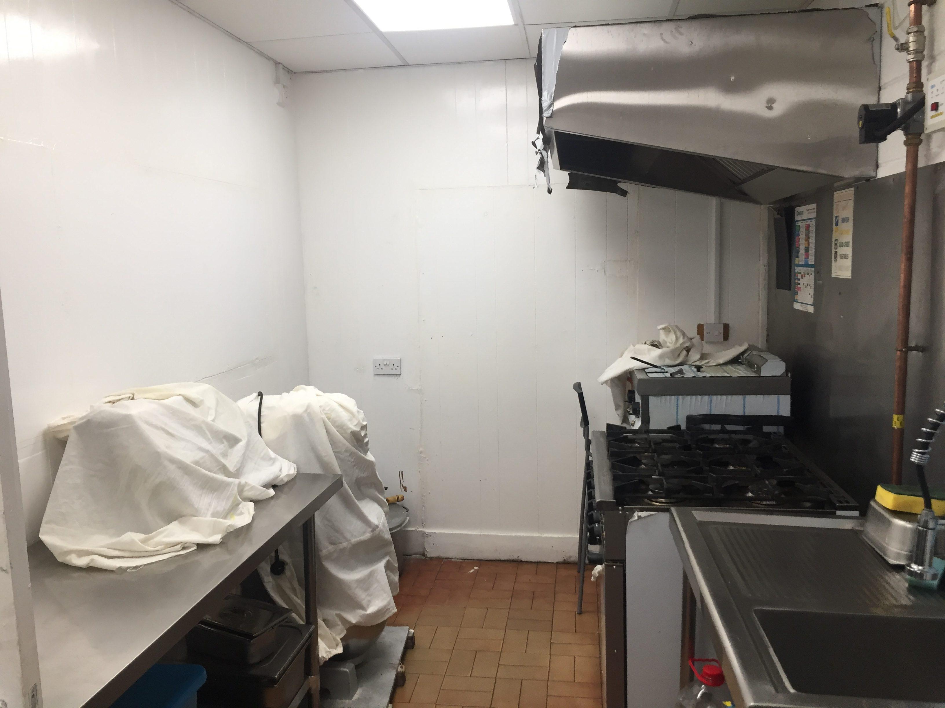 Wembley Commercial Kitchen Sharedining